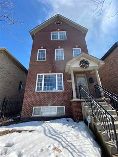 Residential Property for sale in 3811 South HERMITAGE Avenue, Chicago, IL, 60609
