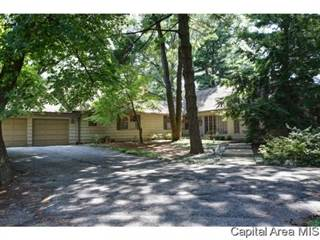 Single Family for sale in 2324 WEST LAKE SHORE DRIVE, Springfield, IL, 62712