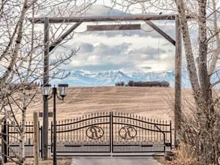 Single Family for sale in 262140 RGE RD, Cochrane, Alberta