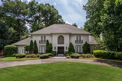 Residential Property for sale in 5430 Powers Overlook Court NW, Sandy Springs, GA, 30327
