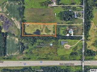 Farm And Agriculture for sale in V/L BLACKMAN RD, Jackson, MI, 49201