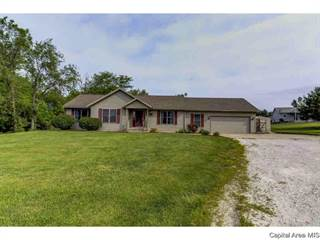 Single Family for sale in 2910 Woodson-Franklin Rd, Franklin, IL, 62638