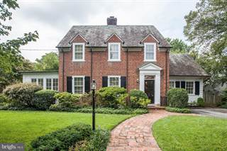 Single Family for sale in 3920 OLIVER STREET, Chevy Chase, MD, 20815