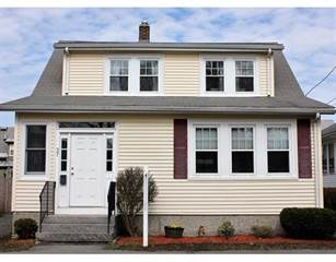 Single Family for sale in 37 Campbell St, Quincy, MA, 02169