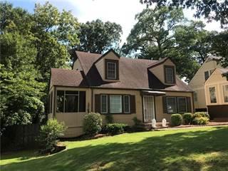 Single Family for sale in 408 Deckner Avenue SW, Atlanta, GA, 30310