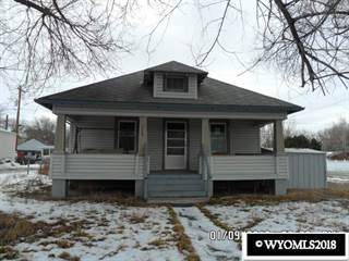 Single Family for sale in 739 S 4th St, Douglas, WY, 82633