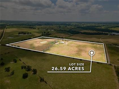 Farm And Agriculture for sale in 4900 County Road 434, Thrall, TX, 76578