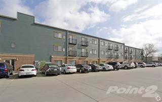 Apartment for rent in Aggie Village- 1215 Laramie St. - 1 Bed 1 Bath Style F w/ Large Balcony, Manhattan, KS, 66502