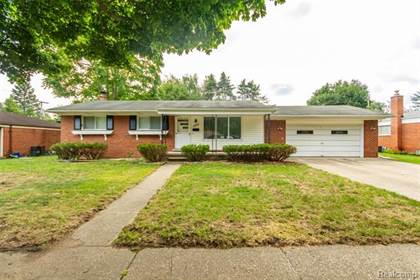 Residential Property for sale in 36259 LAWRENCE Drive, Livonia, MI, 48150