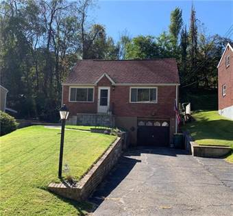 Residential Property for sale in 112 5th Street, Greater West View, PA, 15229