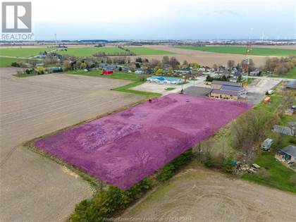Vacant Land for sale in 9 Stanley STREET, Merlin, Ontario, N0P1W0