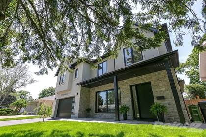 Residential Property for sale in 24 Boxbury Rd, Toronto, Ontario, M9C2W2