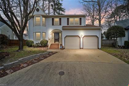 Residential Property for sale in 807 Marquette Court, Newport News, VA, 23602