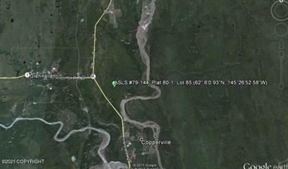Lots And Land for sale in Mi 113 Richardson Highway, Glennallen, AK, 99588