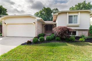 Single Family for sale in 1732 LAKEWOOD Drive, Troy, MI, 48083