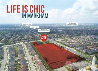 Townhouse for sale in 9500 Markham Road, Markham, Ontario