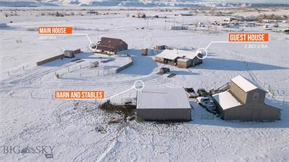 Multifamily for sale in 15041 Madison Road, Three Forks, MT, 59752