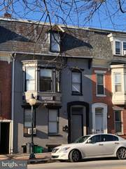 Townhouse for sale in 448 S GEORGE STREET, York, PA, 17401
