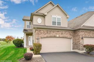 Townhouse for sale in 1220 Sears Circle, Elburn, IL, 60119