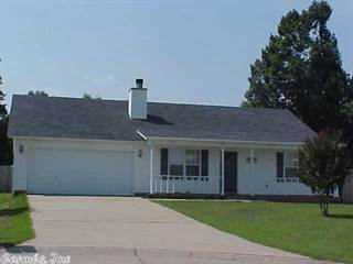 Single Family for sale in 2010 TURTLE COVE, Bryant, AR, 72022