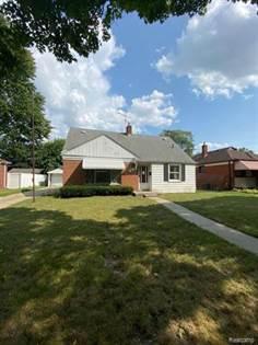 Residential Property for sale in 8331 PARK Avenue, Allen Park, MI, 48101