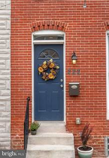 Residential Property for sale in 222 N PORT STREET, Baltimore City, MD, 21224