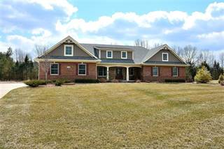 Single Family for sale in 3878 TIMBER GREEN Court, Genoa, MI, 48843