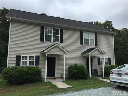 Multifamily for sale in 412 C&D W Hillsboro Street C&D, Creedmoor, NC, 27522