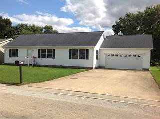 Single Family for sale in 507 West Rhodes Street, Thomasboro, IL, 61878