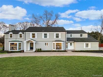Residential Property for sale in 31 WEBBER PL, Detroit, MI, 48236