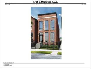 Land for sale in 5754 South Maplewood Avenue, Chicago, IL, 60629