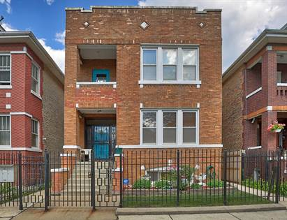 Multifamily for sale in 7037 South Artesian Avenue, Chicago, IL, 60629