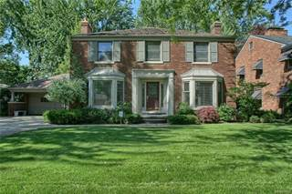 Single Family for sale in 1090 S OXFORD Road, Grosse Pointe Woods, MI, 48236
