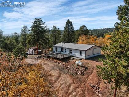 Residential for sale in 3292 Pikes Peak Drive, Florissant, CO, 80816