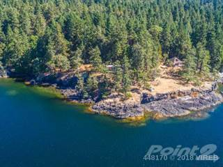 Single Family for sale in Lot 3 Boat Cove, Lasqueti Island Trust, British Columbia