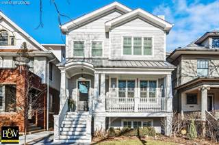 Single Family for sale in 1456 W. Hutchinson Street, Chicago, IL, 60613