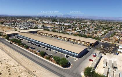 Industrial for sale in 2255 Marion Drive, Las Vegas, NV, 89115