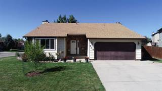 Single Family for sale in 816 Trails Cir -, Gillette, WY, 82718