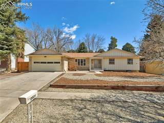 Single Family for sale in 2421 Wold Avenue, Colorado Springs, CO, 80909