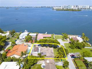 Single Family for sale in 8700 N Bayshore Dr, Miami, FL, 33138