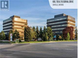 Office Space for rent in 700 DORVAL DR 111, Oakville, Ontario