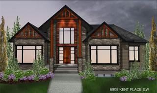 Single Family for sale in 6908 KENT PL SW, Calgary, Alberta