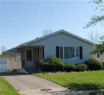 Residential for sale in 158 Thurston Avenue, Tonawanda Town, NY, 14217