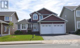 Single Family for rent in 69 BRAD GUSHUE Crescent, St. John's, Newfoundland and Labrador