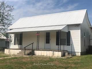 Single Family for sale in 1409 Cline, Goldthwaite, TX, 76844