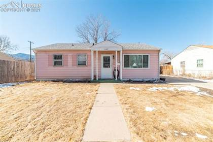 Residential Property for sale in 1922 S Cedar Avenue, Colorado Springs, CO, 80905