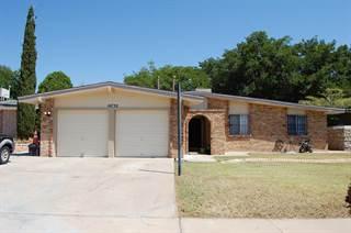 Residential Property for sale in 10732 Captain Valtr, El Paso, TX, 79924