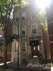 Apartment for rent in 718 S. Aberdeen St, Chicago, IL, 60607