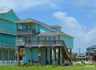 Residential Property for sale in 4326 Palapa Circle, Galveston, TX, 77554