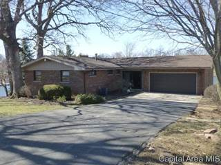 Single Family for sale in 811 POPLAR LOOP, Petersburg, IL, 62675